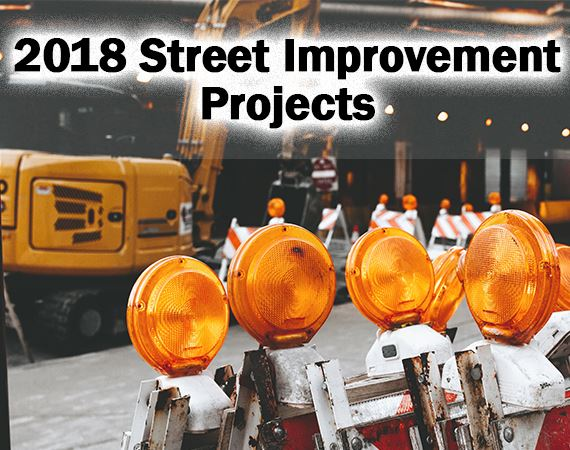 street improvement projects