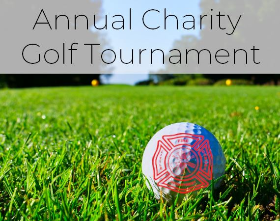 Charity Golf Tournament Spotlight Image