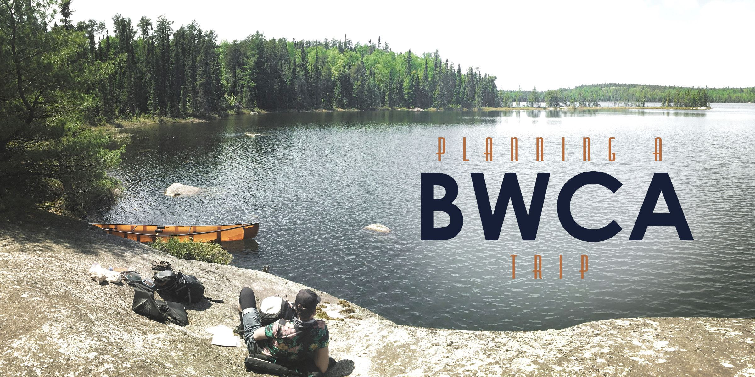 Adult Education Class Boundary Waters Class Title