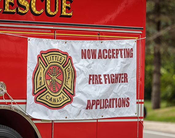 LCFD Accepting Applications